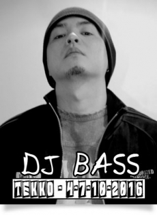 Japanese Rap Artist DJ BASS coming to TEKKO