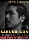 gouk Fashion Show and Designer at Sakura-Con