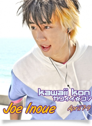 Joe Inoue is Coming Back to KawaiiKon