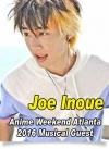 Joe Inoue performs at AWA 2016