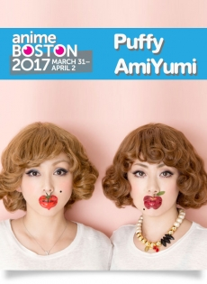 Puffy AmiYumi at Anime Boston 2017
