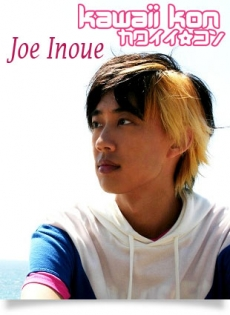 Joe Inoue performs at Kawaii Kon