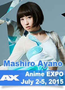 Mashiro Ayano: Musical Guest at Anime EXPO