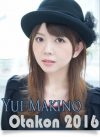 Yui Makino Coming to Otakon 2016 Oct 12-14