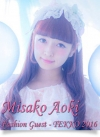 Misako Aoki TEKKO Fashion Model